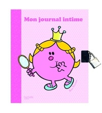 Hachette - Mon journal intime - Madame princesse.