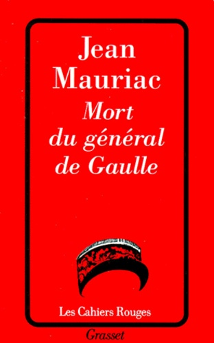Mort du général de Gaulle