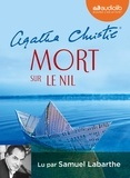 Agatha Christie - Mort sur le Nil. 1 CD audio MP3