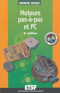 Patrice Oguic - Moteurs pas-à-pas et PC.