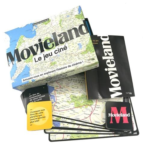 Movieland, le jeu ciné. Amusez-vous en explorant l'histoire du cinéma ! Avec 160 cartes