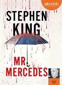 Stephen King - Mr Mercedes. 2 CD audio MP3