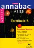 Pascale Gallou et  Eductique - Annabac 2000 Tle S - 4 années d'Annabac. 1 Cédérom