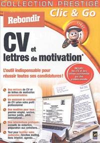 Collectif - CV et lettres de motivation - CD-ROM.