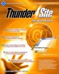 Generalia Software - Thunder Site the Web Wizard - CD-ROM.