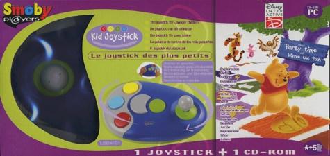 Hachette Multimédia - Winnie l'Ourson - Joystick + CD ROM.