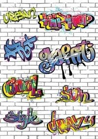 XXX - Mynotebook graffiti seyes,96p,a5.