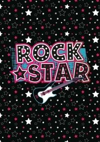 XXX - Mynotebook rockstar seyes,96p,a5.