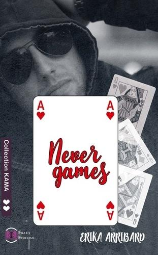 Erika Arribard - Never Games.