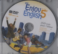 Catherine Marcangeli - New Enjoy English 5e A1-A2. 10 DVD