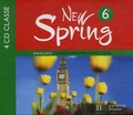 Béryl Productions - New spring 6e - 4 CD audio classe.