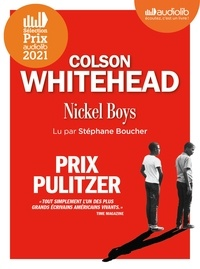Colson Whitehead - Nickel Boys. 1 CD audio MP3