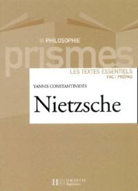 Yannis Constantinidès - Nietzsche.