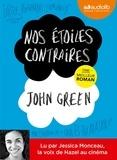 John Green - Nos étoiles contraires. 1 CD audio MP3