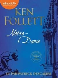 Ken Follett - Notre-Dame. 1 CD audio MP3