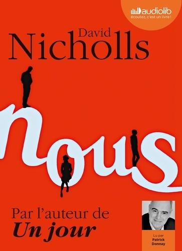 David Nicholls - Nous. 2 CD audio MP3