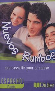 Nordqvist Productions España - Nuevos Rumbos - Une cassette pour la classe, 1ère année.