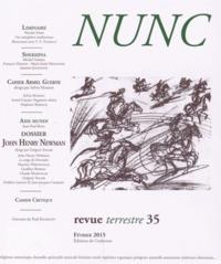 Grégory Solari - Nunc N° 35 : John Henry Newman.