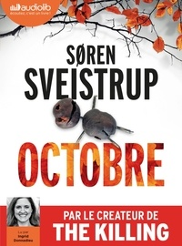 Soren Sveistrup - Octobre. 2 CD audio MP3
