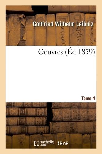 Gottfried Wilhelm Leibniz - OEuvres.