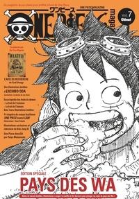 Eiichirô Oda - One Piece Magazine N° 7 : Pays des Wa.