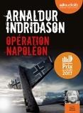 Arnaldur Indridason - Opération Napoléon. 1 CD audio