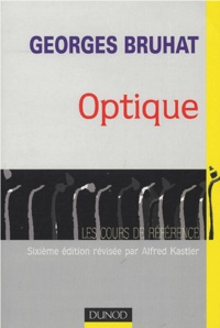 Georges Bruhat - Optique.
