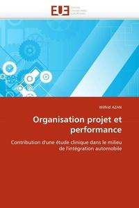 Wilfrid Azan - Organisation projet et performance.