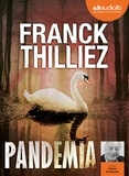 Franck Thilliez - Pandemia. 2 CD audio MP3