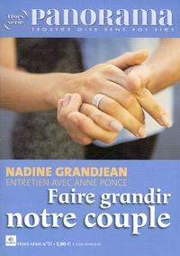 Bertrand Révillion - Panorama Hors-série N° 51 : Faire grandir notre couple.