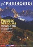 Bertrand Révillion et Frédéric Mounier - Panorama Hors-série N° 65 : Prières des jours - Toussaint 2008.