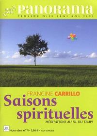 Bertrand Révillion - Panorama Hors-Série n°71 : Saisons spirituelles.