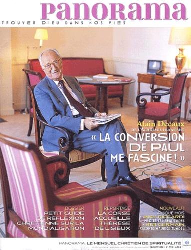Bertrand Révillion et  Collectif - Panorama N° 395 Janvier 2004 : .