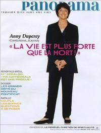Bertrand Révillion et Anny Duperey - Panorama N° 411, Juin 2005 :  - avec 1 livret.