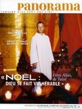 Bertrand Révillion et Frédéric Mounier - Panorama N° 416, Décembre 200 : Noël : Dieu se fait vulnérable - Avec un livret.