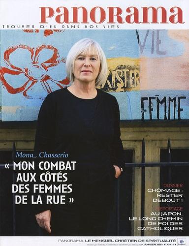 Christophe Henning - Panorama N° 439, Janvier 2008 : Chômage : rester debout !.
