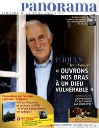 """Bertrand Révillion et Bruno Frappat - Panorama N° 441, Mars 2008 : Pâques - """"Ouvrons nos bras à un dieu vulnérable""""."""