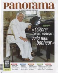 """Bertrand Révillion et André Gouzes - Panorama N° 469, Octobre 2010 : """"Célébrer, chanter, partager : voilà mon bonheur""""."""