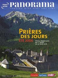 Michel Kubler et Bertrand Révillion - Panorama N° 48 Hors-série : Prière des jours - Eté 2006.