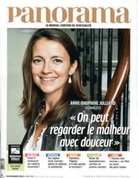 Christophe Chaland - Panorama N° 481, Novembre 201 : On peut regarder le malheur avec douceur.