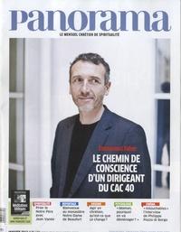 Christophe Chaland - Panorama N° 483, janvier 2012 : Le chemin de conscience d'un dirigeant du CAC 40.