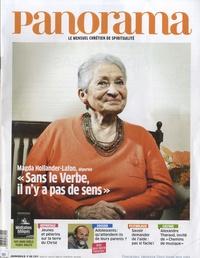 """Christophe Chaland - Panorama N° 488, juin 2012 : """"Sans le Verbe, il n'y a pas de sens""""."""