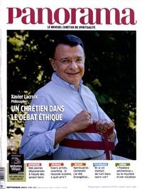 Christophe Chaland - Panorama N° 490, Septembre 20 : Un chrétien dans le débat éthique - Xavier Lacroix philosophe.