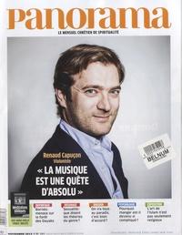 """Christophe Chaland - Panorama N° 492, Novembre 201 : """"La musique est une quête d'absolu""""."""