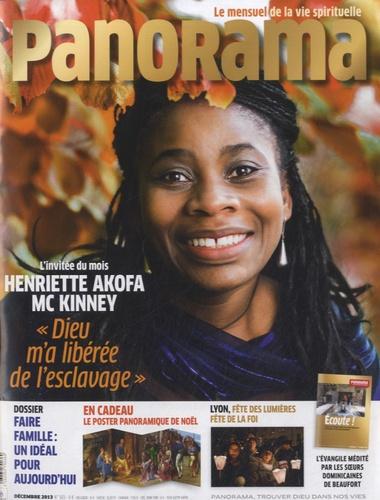"""Jean-Baptiste de Fombelle - Panorama N° 503, décembre 201 : """"Dieu m'a libérée de l'esclavage""""."""