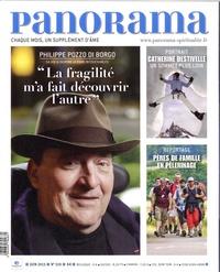 """François-Xavier Maigre - Panorama N° 519 juin 2015 : Philippe Pozzo di Borgo - """"La fragilité m'a fait découvrir l'autre""""."""