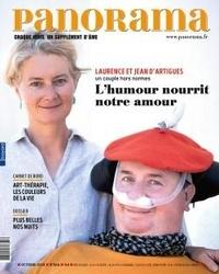 Marie-Christine Vidal - Panorama N° 566, Octobre 2019 : Laurence et Jean D'Artigues, L'humour nourrit notre amour.