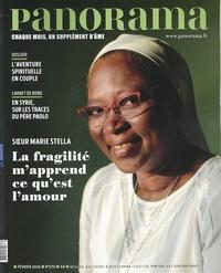 Marie-Christine Vidal - Panorama N° 570, février 2020 : La fragilité m'apprend ce qu'est l'amour.