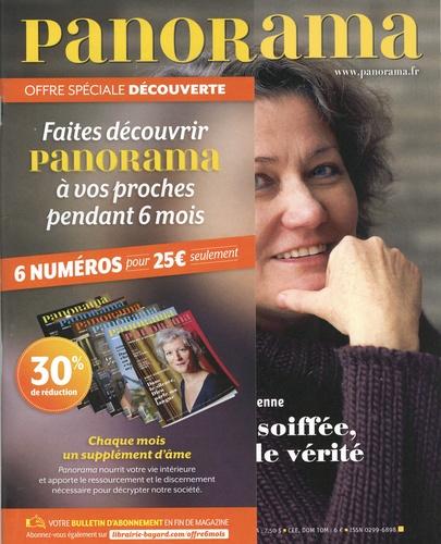 Marie-Christine Vidal - Panorama N° 574, juin 2020 : .
