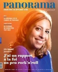 Marie-Christine Vidal et Pascal Ruffenach - Panorama N° 580, janvier 2021 : J'ai un rapport à la foi un peu rock'n'roll - Léa Salamé, journaliste.